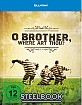 O Brother, Where Art Thou? (Limited Steelbook Edition) Blu-ray