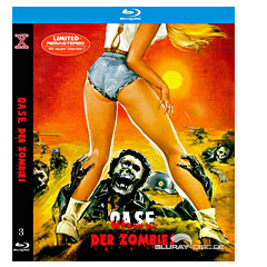 oase der zombies blu ray oase der zombies kleine hartbox cover a blu ray film details. Black Bedroom Furniture Sets. Home Design Ideas
