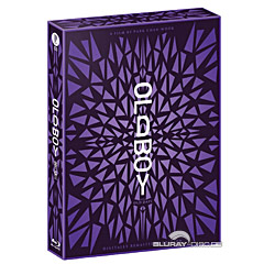 Oldboy (2003) - Plain Archive Exclusive Limited Full Slip Type B Edition Steelbook (KR Import ohne dt. Ton) Blu-ray