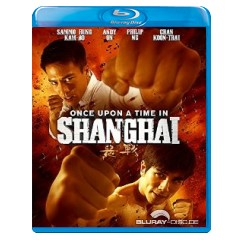 Once Upon a Time in Shanghai (US Import ohne dt. Ton) Blu-ray