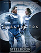 Passengers (2016) 3D - KimchiDVD Exclusive Limited Lenticular Slip Edition Steelbook (KR Import ohne dt. Ton) Blu-ray