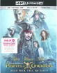 Pirates of the Caribbean: Dead Men Tell No Tales 4K - Target Exclusive (4K UHD + Blu-ray + UV Copy) (US Import ohne dt. Ton) Blu-ray