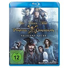 Pirates of the Caribbean: Salazars Rache Blu-ray