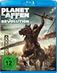 Planet der Affen: Revolution (2014) (Blu-ray + UV Copy) Blu-ray