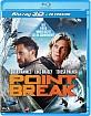 Point Break (2015) 3D (Blu-ray 3D) (CH Import) Blu-ray