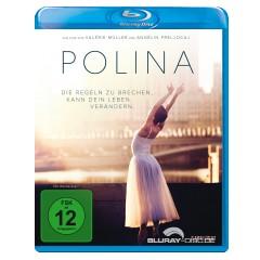 Polina Blu-ray