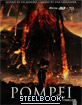 Pompei (2014) 3D - Limited Edition Steelbook (Blu-ray 3D + Blu-ray) (IT Import ohne dt. Ton) Blu-ray