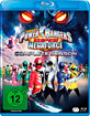 Power Rangers Super Megaforce - Die komplette Serie Blu-ray