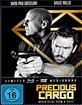 Precious Cargo (2016) - Limited Mediabook Edition Blu-ray