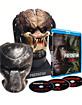 Predator 3D - Edition limitée Tête de Predator (Blu-ray 3D + DVD) (FR Import ohne dt. Ton) Blu-ray