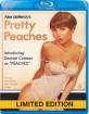 Pretty Peaches (1978) (Blu-ray + DVD) (Region A - US Import ohne dt. Ton) Blu-ray