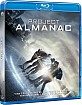 Project Almanac (ES Import) Blu-ray