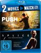 Push + Splice - Das Genexperiment (Doppelset) Blu-ray