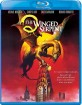 Q: The Winged Serpent (Region A - US Import ohne dt. Ton) Blu-ray