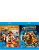 Quatermain + Quatermain II (Doppelset) Blu-ray