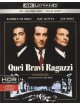 Quei Bravi Ragazzi 4K (4K UHD + Blu-ray) (IT Import) Blu-ray
