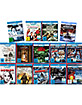 Real 3D Blu-ray Movie Collection (25-Filme Set) (Blu-ray 3D) Blu-ray