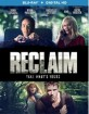 Reclaim (Blu-ray + Digital Copy + UV Copy) (Region A - US Import ohne dt. Ton) Blu-ray