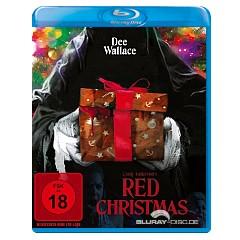 Red Christmas (2016) Blu-ray