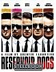 Reservoir Dogs - Novamedia Exclusive Limited Lenticular Full Slip Edition Steelbook (KR Import ohne dt. Ton) Blu-ray