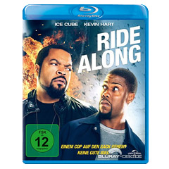 Ride Along (Blu-ray + UV Copy) Blu-ray