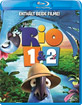 Rio 1+2 (Doppelset) (CH Import) Blu-ray