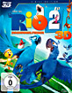 Rio 2 - Dschungelfieber 3D (Blu-ray 3D + Blu-ray) Blu-ray