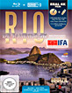 Rio De Janeiro, Brazil (2014) 4K - Limited 4K Ultra HD Edition (Blu-ray + UHD Stick) Blu-ray