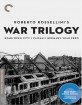 Roberto Rossellini's War Trilogy - Criterion Collection (Region A - US Import) Blu-ray