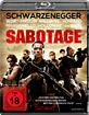 Sabotage (2014) - Uncut Blu-ray