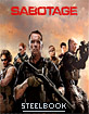 Sabotage (2014) - Uncut (Limited Full Slip Edition Steelbook) (Steelarchive Collection #006) Blu-ray