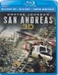 San Andreas (2015) 3D (Blu-ray 3D + Blu-ray + UV Copy) (IT Import ohne dt. Ton) Blu-ray
