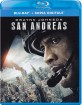 San Andreas (2015) (Blu-ray + UV Copy) (IT Import ohne dt. Ton) Blu-ray