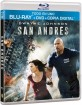 San Andrés (2015) (Blu-ray + DVD + UV Copy) (ES Import ohne dt. Ton) Blu-ray