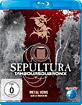 Sepultura - Metal Veins (Alive at Rock in Rio) Blu-ray
