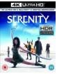Serenity 4K (4K UHD + Blu-ray + UV Copy) (UK Import ohne dt. Ton) Blu-ray
