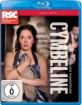 Shakespeare - Cymbeline (Woodward) Blu-ray