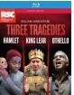 Shakespeare: Three Tragedies Blu-ray