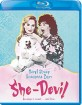 She-Devil (1989) (Region A - US Import ohne dt. Ton) Blu-ray