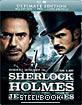 Sherlock Holmes: Jeux d'ombres (Ultimate Edition) (FR Import) Blu-ray