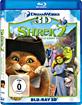 Shrek 2 - Der tollkühne Held kehrt zurück 3D (Blu-ray 3D) (Neuauflage) Blu-ray