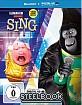 Sing (2016) (Limited Steelbook E ... Blu-ray