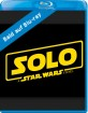 Solo: A Star Wars Story (2018) Blu-ray