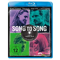 Song To Song (2017) Blu-ray