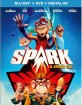 Spark: A Space Tail (2016) (Blu-ray + DVD + Digital Copy) (US Import ohne dt. Ton) Blu-ray