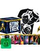 Star Trek I - X (Limited Steelbook Edition) Blu-ray