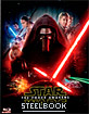 Star Wars: The Force Awakens - Novamedia Exclusive Limited Full Slip Type A Edition Steelbook (KR Import ohne dt. Ton) Blu-ray