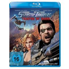 Starship Troopers: Traitor of Mars Blu-ray