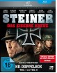 Steiner - Das Eiserne Kreuz. Teil I und Teil II (Doppelbox) Blu-ray