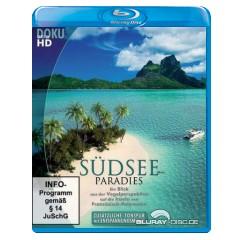 Südsee Paradies - Die Inseln von Französisch-Polynesien (2. Neuauflage) Blu-ray